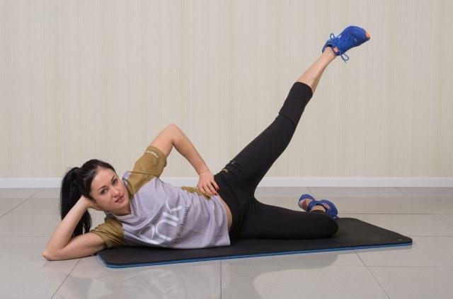 Como adelgazar las piernas sin salir de casa