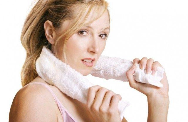 Foto Las claves para controlar el exceso de sudor o hiperhidrosis