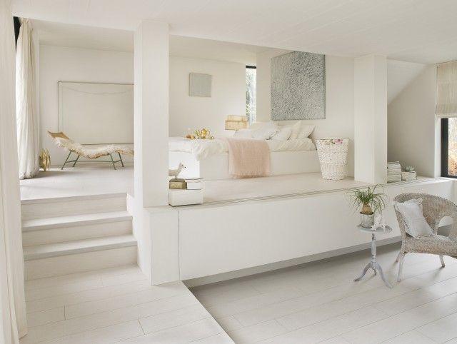 Foto Elimina tabiques y puertas interiores para crear espacios amplios y luminosos
