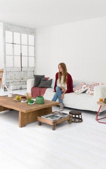 Foto Los suelos claros, la mejor opción para conseguir un hogar más amplio y luminoso