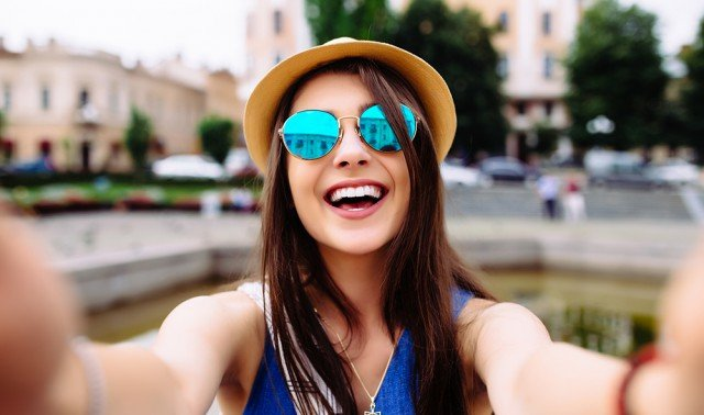 Foto Cómo hacer el selfie perfecto