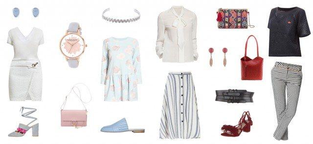 57241ea16 En imágenes: crea un look de verano elegante y con estilo para el ...