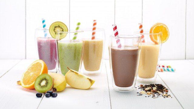 Foto Los batidos de frutas y vegetales son perfectos para hidratar y nutrir el organismo en verano