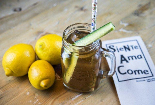 Foto Las infusiones frías, un regalo hidratante y depurativo en verano