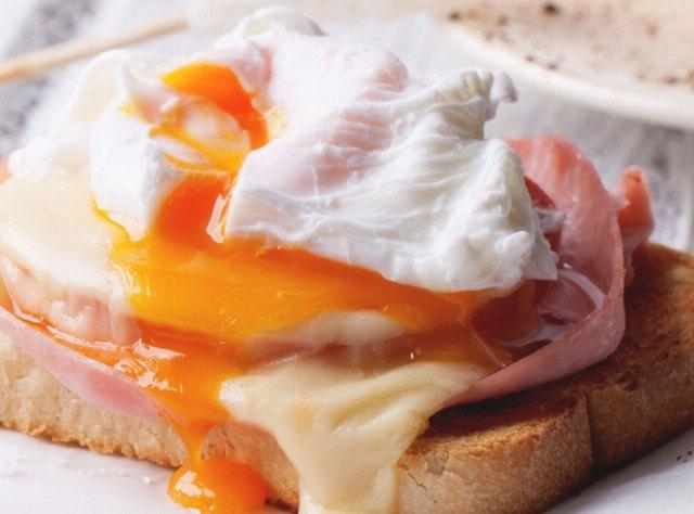 Foto Huevos Mollets o al Cristal
