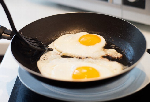 Foto Huevos fritos