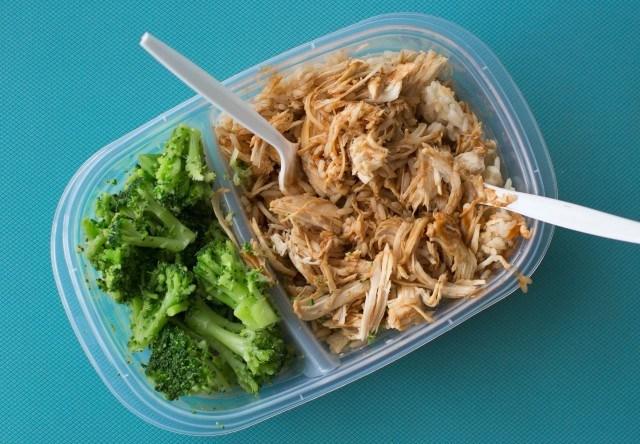 Foto Llévate un tupper sano y ligero para comer en el trabajo