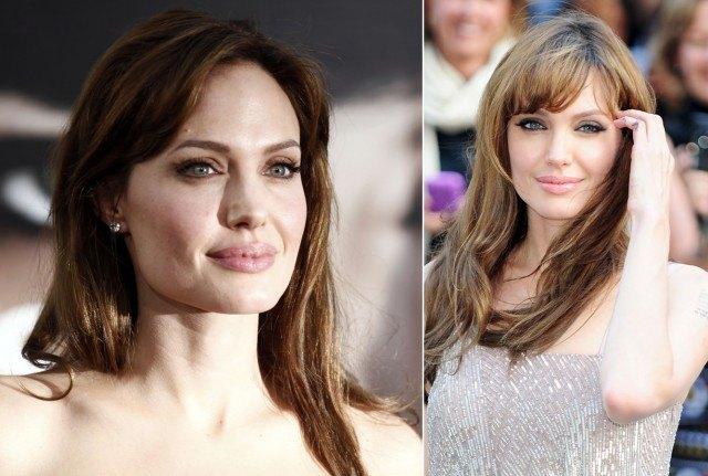 Foto Los trucos de belleza y maquillaje para conseguir los labios carnosos de Angelina Jolie