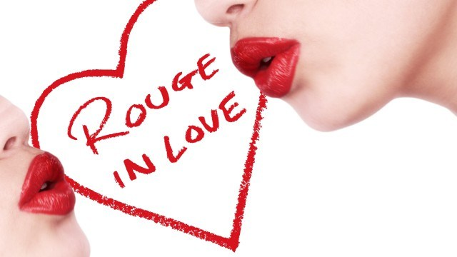 Foto Trucos de experto para aplicar una barra de labios roja