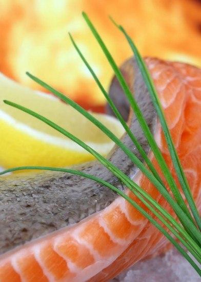 Foto El ceviche de salmón, fuente de omega 3