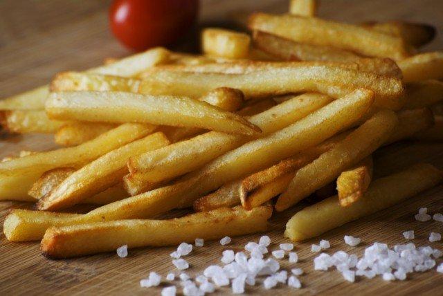 Foto Los trucos para hacer unas patatas fritas perfectas