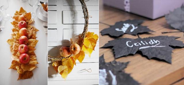 Foto Ideas decorativas de otoño DIY fáciles y preciosas