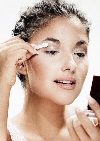 Foto Trucos de maquillaje antiarrugas