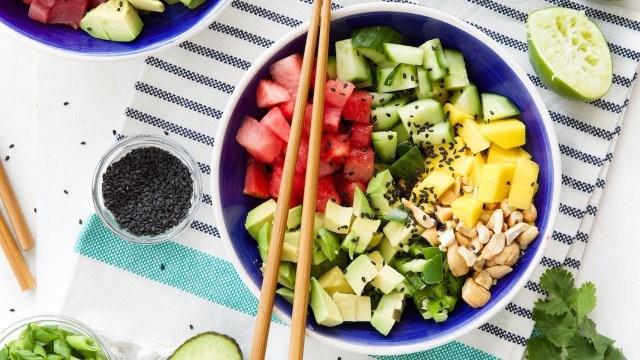 Foto Poke: los ingredientes del plato de moda más saludable
