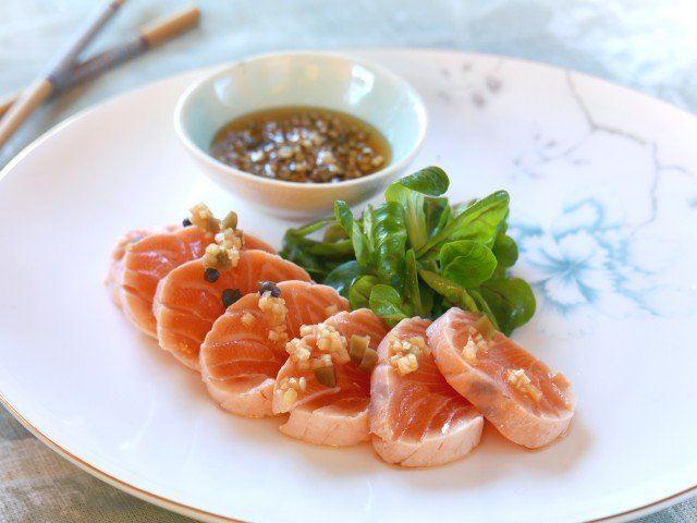 El salmón, el alimento estrella de la dieta Perricone