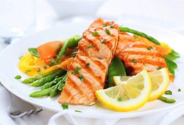 Foto El salmón, un alimento básico de la dieta Perricone