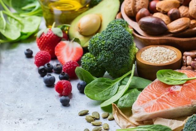 Foto Alimentos permitidos en la dieta Perricone