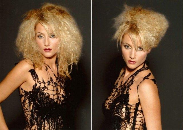 Foto Las mejores ideas de peinados para Halloween
