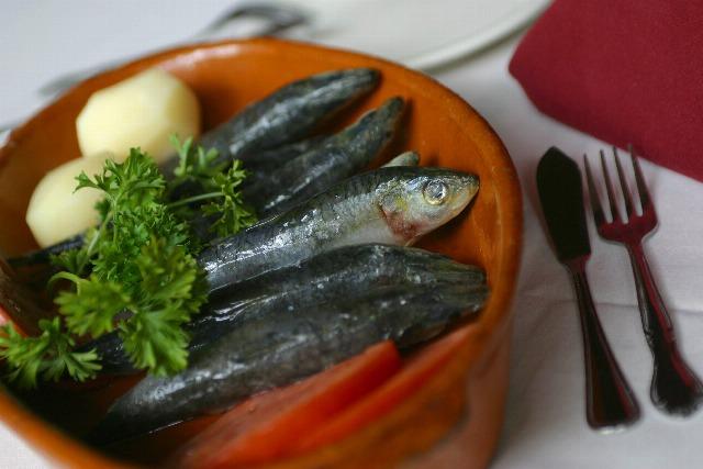 Foto El pescado azul, fuente de Omega 3