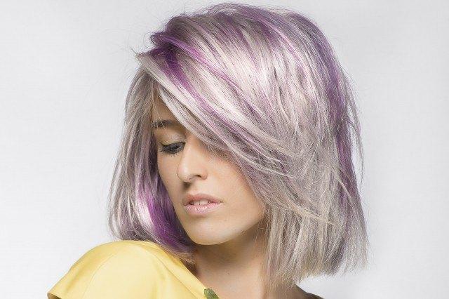 Foto Las mechas rosas, una opción perfecta para jugar con tu pelo sin arriesgar demasiado