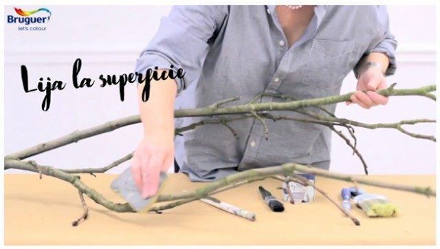 Foto Paso 1 DIY: Crea tu propio árbol de Navidad