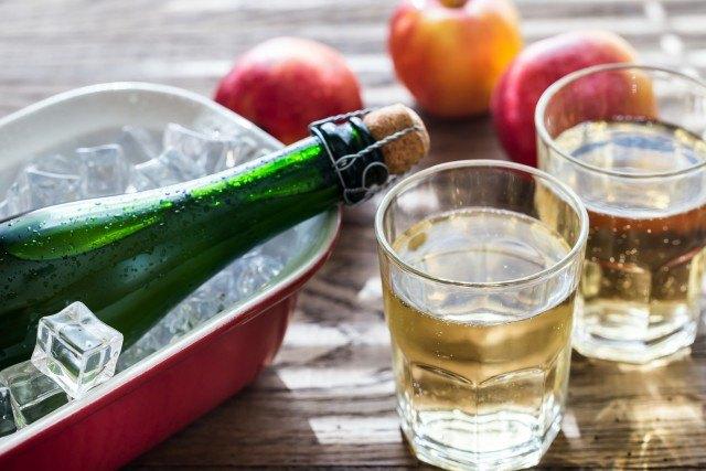 Foto La sidra, una de las bebidas con más sabor y menos calorías