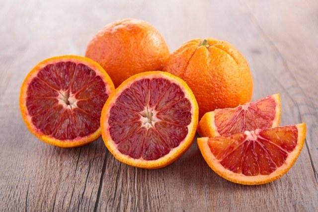 Foto Las propiedades y beneficios de la naranja sanguina