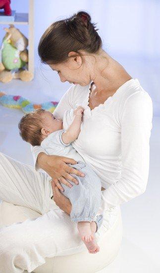 Foto Consejos para que las madres que estén dando el pecho disfruten de la Navidad