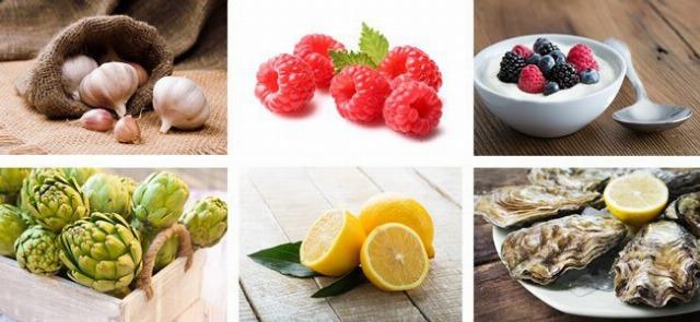 Foto Los mejores alimentos para combatir gripes y resfriados
