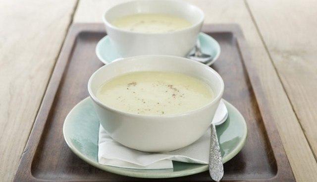 Foto Las sopas y cremas previenen enfermedades invernales como la gripe o los resfriados