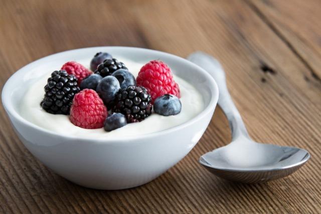 Foto El yogur y los frutos rojos, una combinación ganadora para evitar gripes y resfriados