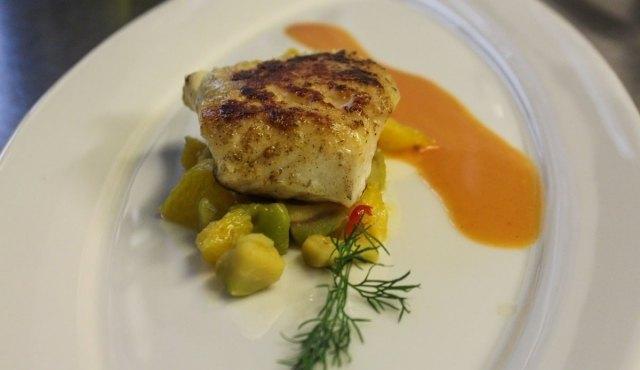 Foto El pescado congelado, mejor en salsa