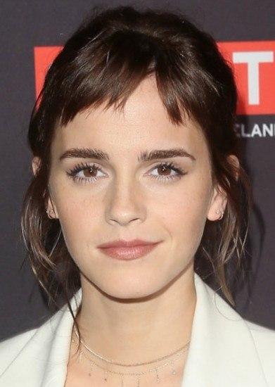 Foto Emma Watson sorprende con un flequillo ultracorto