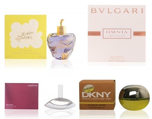Foto Los perfumes para mujer más vendidos