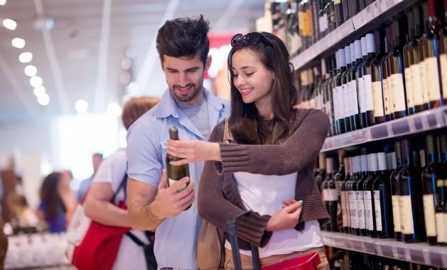 Foto Elige el vino perfecto en San Valentín