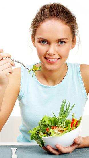 Foto Más fruta y verdura, la clave para no engordar si comes en la oficina