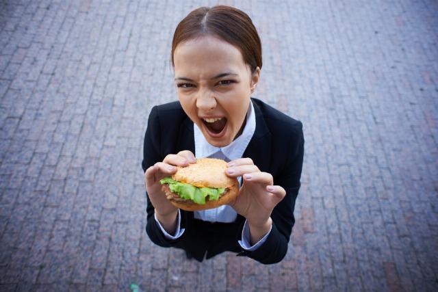Foto Consejos para comer sano en la oficina