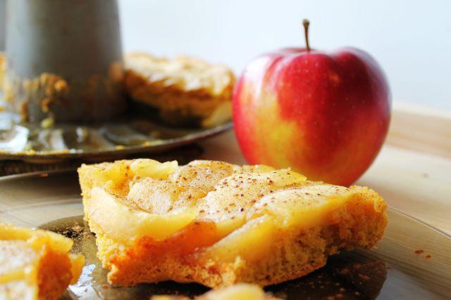 Foto Los secretos de la tarta de manzana