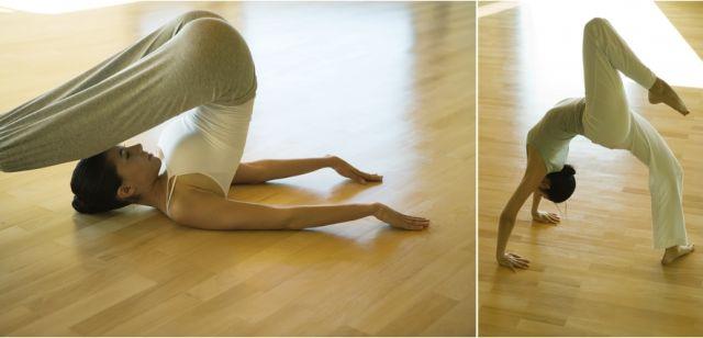 Foto El yoga o el pilates, ejercicios perfectos para los que trabajan en protocolo y organización de eventos