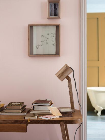 Foto Cómo combinar el Palo de Rosa en primavera, el color del año 2018 para el hogar