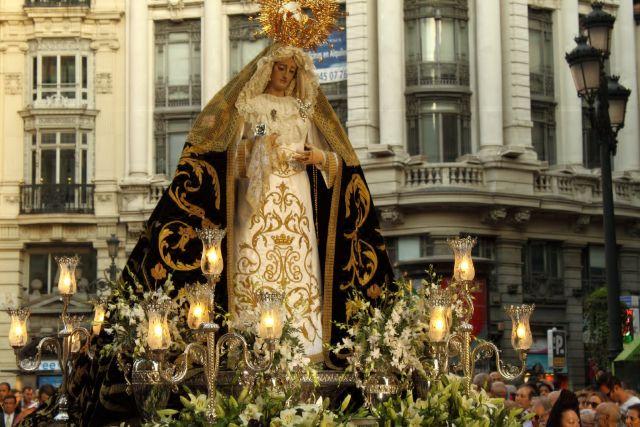 Foto Procesión del Cristo de Medinaceli en Madrid