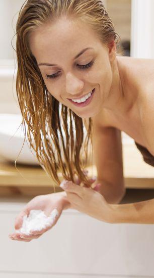 Foto Cómo lavar el pelo para mantenerlo limpio más tiempo