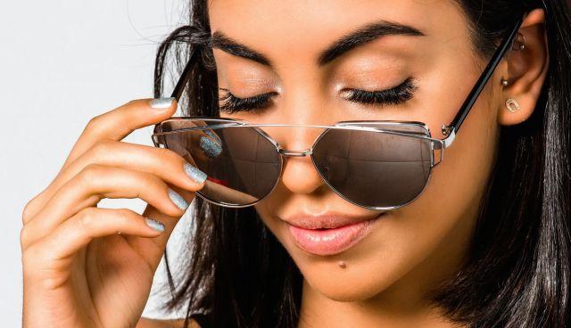 Foto Cómo elegir el color de los cristales de las gafas de sol