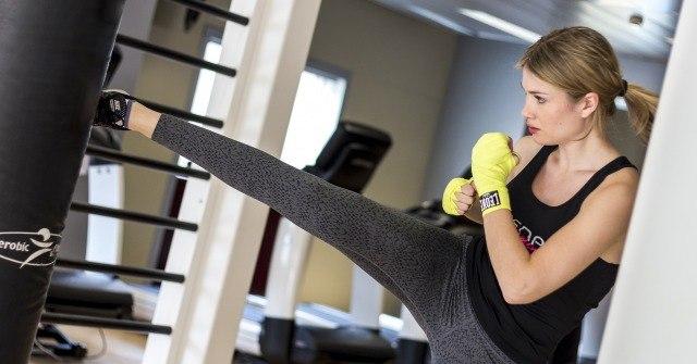 Foto Cardio Kick Boxing CKB, un entrenamiento integral que trabaja cuerpo y mente