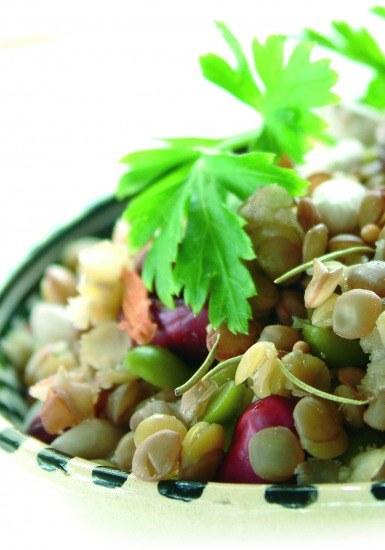 Foto Las legumbres deben consumirse al menos 3 veces por semana