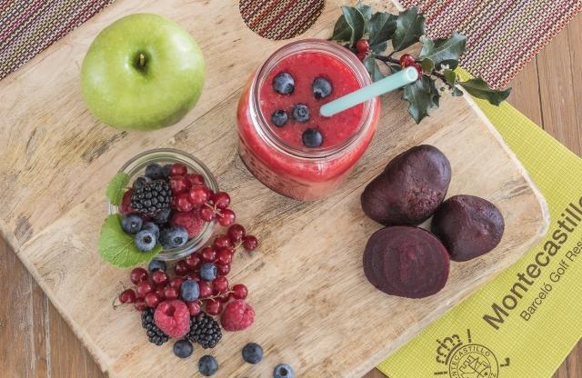 Foto Los smoothies de fruta, ideales como snack para no engordar en verano