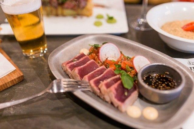 Foto Las tapas de pescado, un aperitivo sano y bajo en calorías