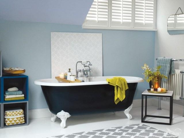 Foto El azul, color protagonista del estilo costero