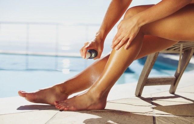 Foto Beneficios del aceite seco para la piel corporal