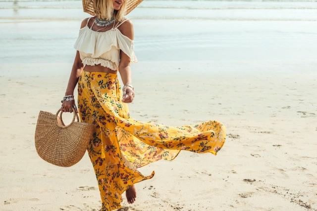 Foto El bolso capazo no pasa de moda y es imprescindible en tus looks de verano